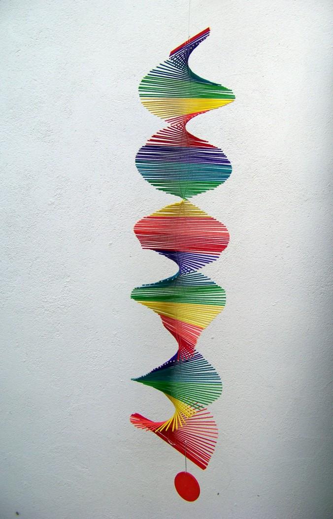 Feng Shui Spirale feng shui gartendeko