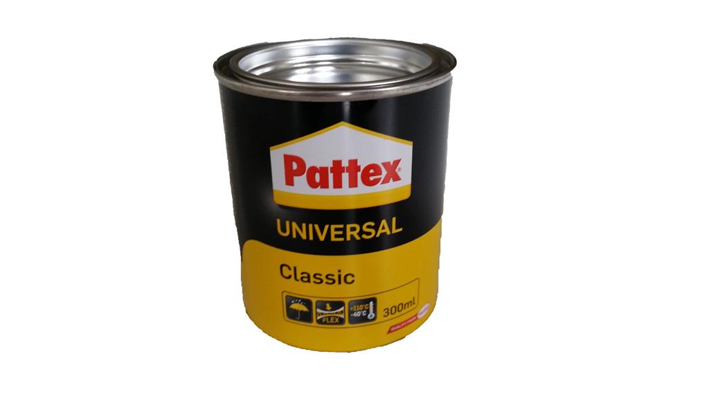 pattex universal classic kontaktkleber kraftkleber 300ml euro pro liter. Black Bedroom Furniture Sets. Home Design Ideas
