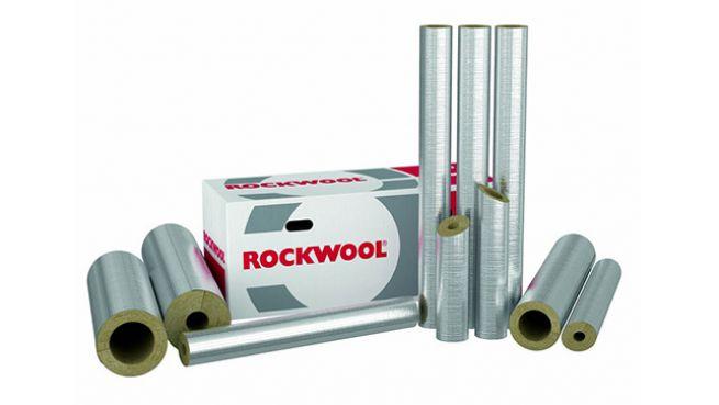 rockwool 800 rs800 steinwolle rohrisolierung rohrschale. Black Bedroom Furniture Sets. Home Design Ideas