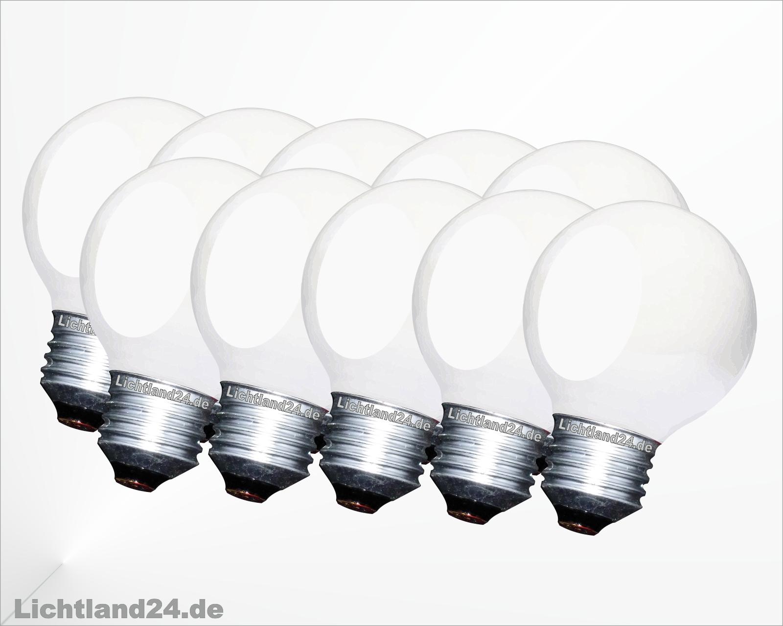 e27 10 x farbige tropfen lampen 15 watt wei bunte gl hbirnen 15w ebay. Black Bedroom Furniture Sets. Home Design Ideas