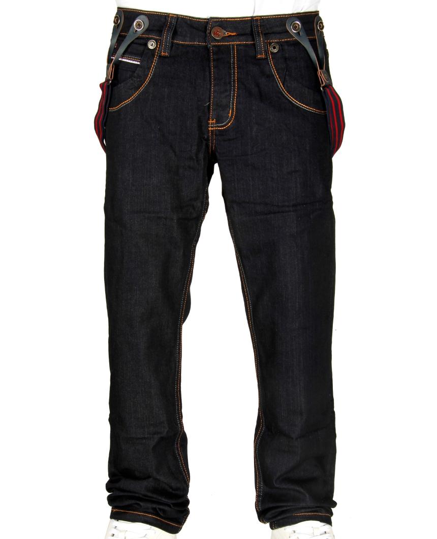 jeansnet herren uk regular fit jeans mit hosentr ger hose. Black Bedroom Furniture Sets. Home Design Ideas