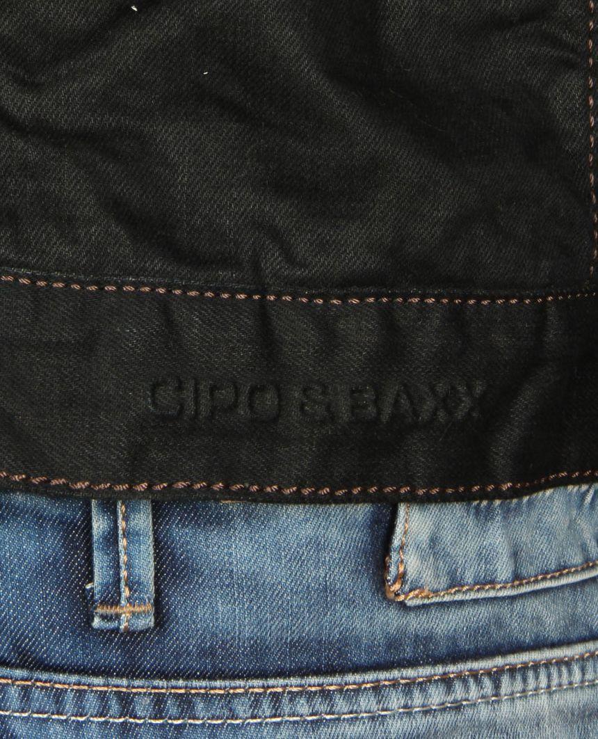new cipo baxx herren jeansjacke jacke jacket gef ttert c. Black Bedroom Furniture Sets. Home Design Ideas