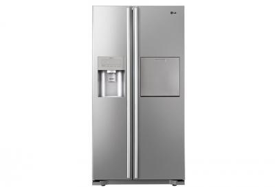 Lg Amerikanischer Kühlschrank Preis : Lg gs 5162 pvlz side by side a kühlschrank ebay