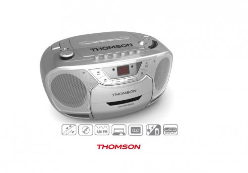 tragbare musikanlage boombox radiorecorder cd player. Black Bedroom Furniture Sets. Home Design Ideas