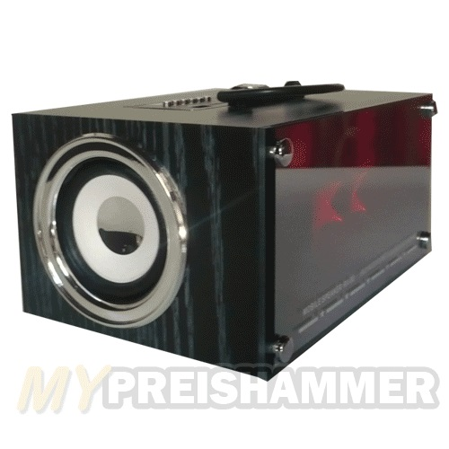 mobile speaker lautsprecher usb sd kartenleser mp3 player. Black Bedroom Furniture Sets. Home Design Ideas