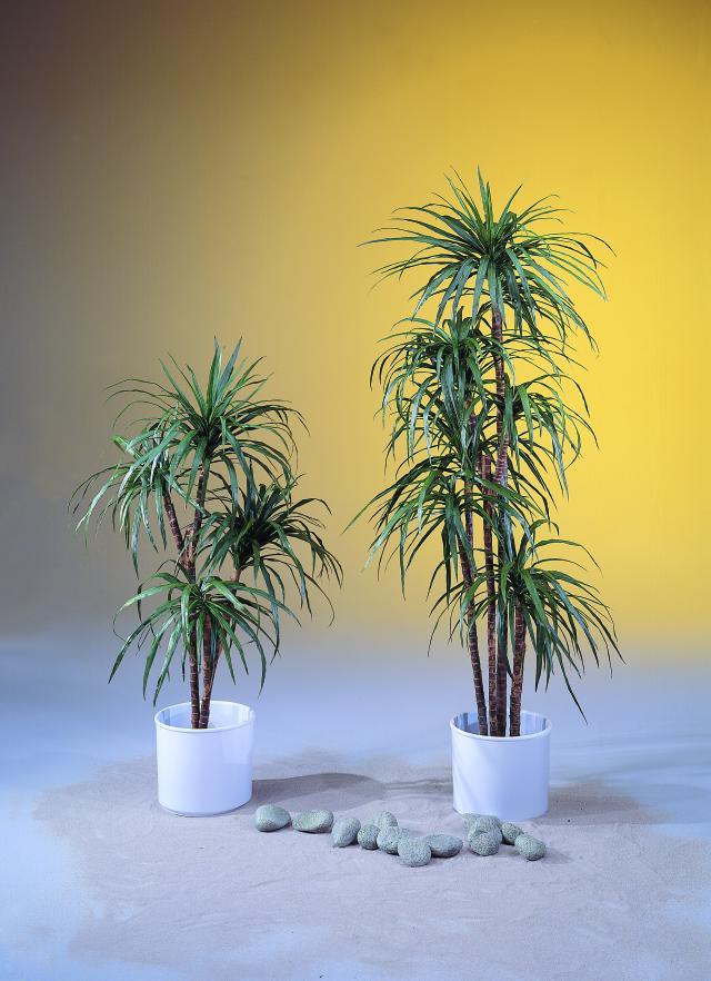 yucca palme naturst mme 90cm palme kunstpalme dekopalme. Black Bedroom Furniture Sets. Home Design Ideas