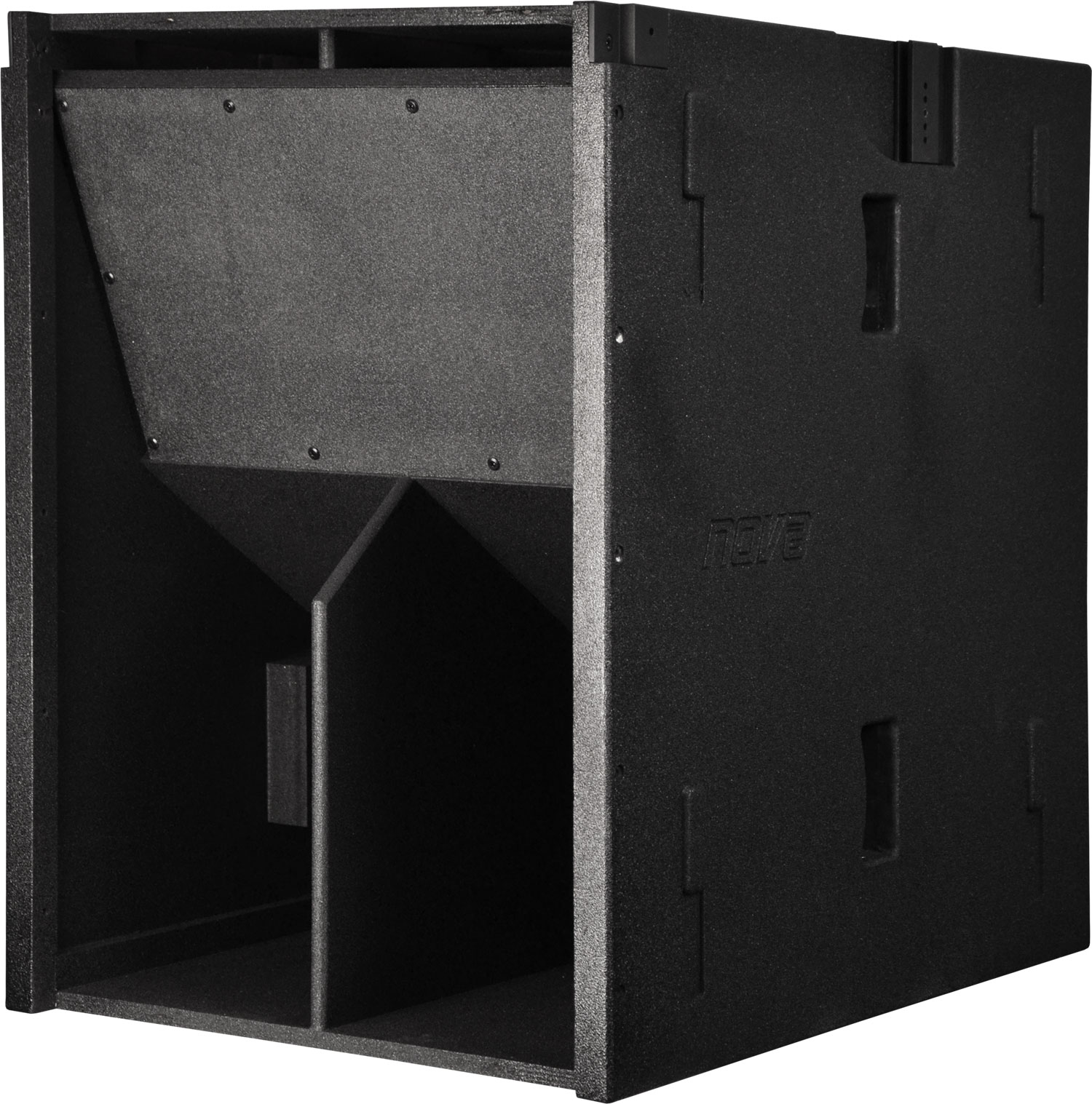 nova e18sub elite passiv subwoofer pa bass box 18 zoll. Black Bedroom Furniture Sets. Home Design Ideas