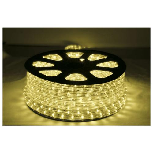 50m led licht schlauch lichterschlauch innen au en 230v light band warm wei ebay. Black Bedroom Furniture Sets. Home Design Ideas