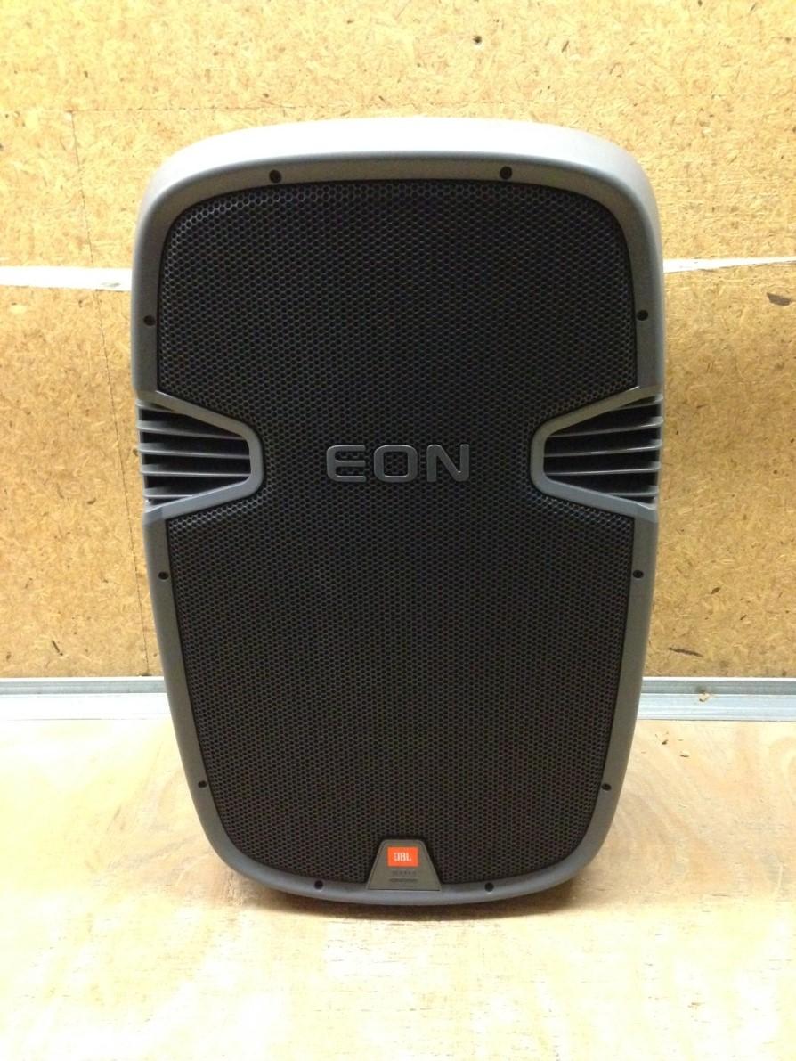 jbl eon 305 passiv pa lautsprecher 15 monitor box dj speaker 250w party club. Black Bedroom Furniture Sets. Home Design Ideas