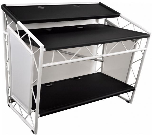 liteconsole xprs single dj pult truss platform console. Black Bedroom Furniture Sets. Home Design Ideas