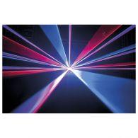 Showtec Galactic RBP180 Rot Blau Purp DMX Lasereffekt Disco Laser Fernbedienung