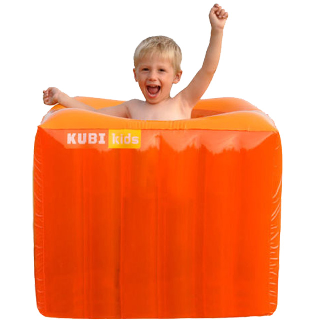 kubi kids aufblasbare badewanne baby kinder pool planschbecken wanne dusche ebay. Black Bedroom Furniture Sets. Home Design Ideas