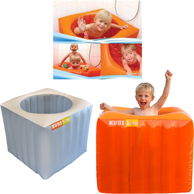 kubi kids aufblasbare badewanne baby kinder pool. Black Bedroom Furniture Sets. Home Design Ideas