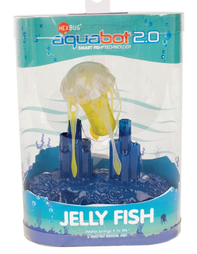 Hexbug aquabot jellyfish mini roboter qualle kein fisch