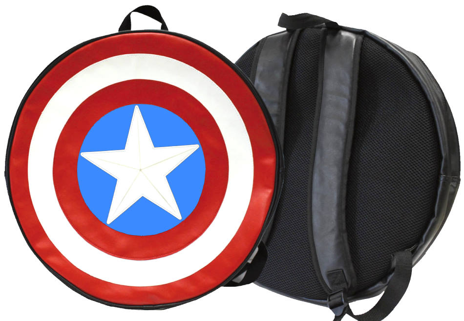 captain america schild shield age of ultron bagbase logo. Black Bedroom Furniture Sets. Home Design Ideas