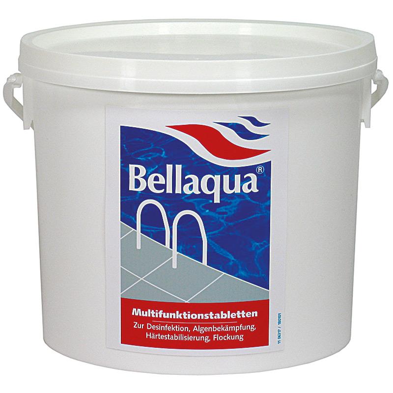 5 0 kg multitabs chlor bellaqua 200g 4in1 chlortabs bayrol pool multifunktion ebay. Black Bedroom Furniture Sets. Home Design Ideas