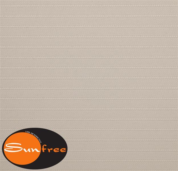 sunfree vertikal lamellen vorhang 250 x 180 cm bxh grau ebay. Black Bedroom Furniture Sets. Home Design Ideas