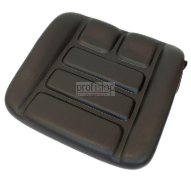 Tractor Seat Grammer Ds44 Cushions : Seat cushion pad fits grammer ds ar pvc black