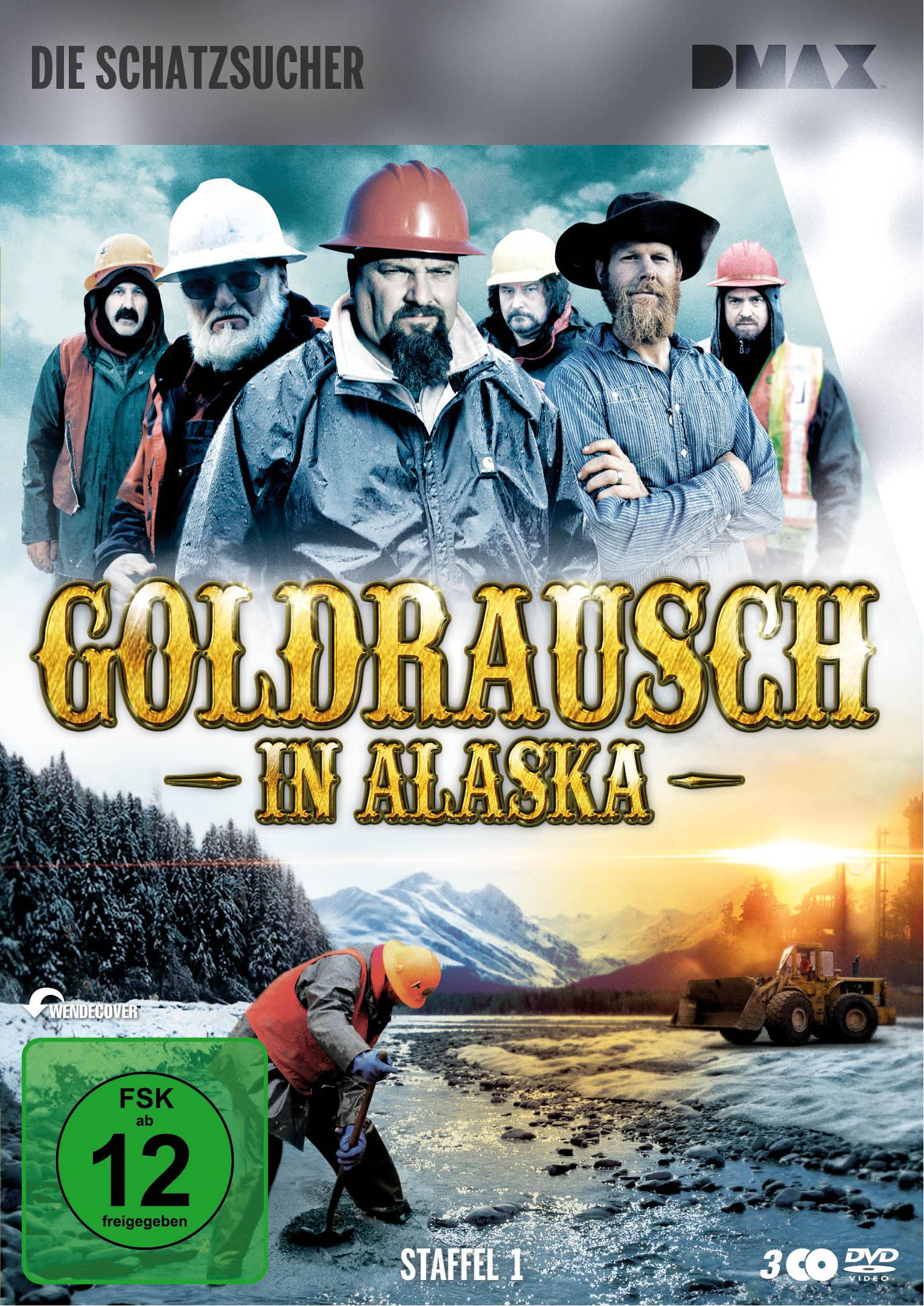 die schatzsucher goldrausch in alaska staffel 1