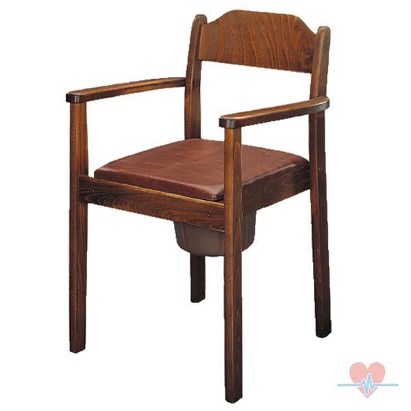 toilettenstuhl aus holz nachtstuhl wc stuhl holztoilettenstuhl. Black Bedroom Furniture Sets. Home Design Ideas