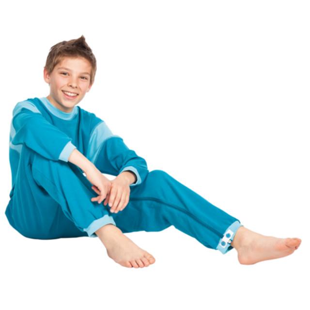 pflegeoverall f r kinder von suprima 4713 080 kinder pflege ebay. Black Bedroom Furniture Sets. Home Design Ideas
