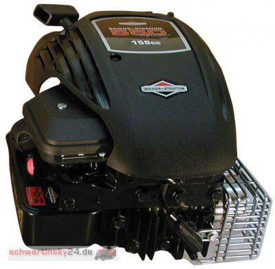 briggs stratton motor f r rasenm her kehrmaschine einachser 158cc 550 torque ebay. Black Bedroom Furniture Sets. Home Design Ideas