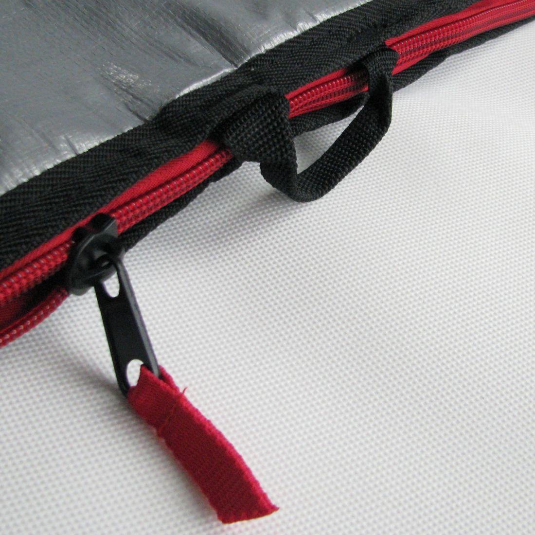 tiki boardbag tripper short 6 3 surfboard bag surfbrett tasche ebay. Black Bedroom Furniture Sets. Home Design Ideas