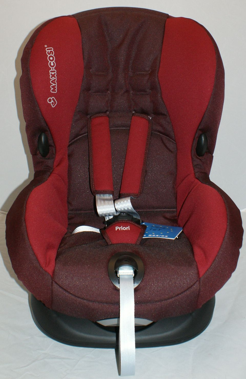 maxi cosi priori sps kindersitz autositz 9 18 kg rot carmine ebay. Black Bedroom Furniture Sets. Home Design Ideas