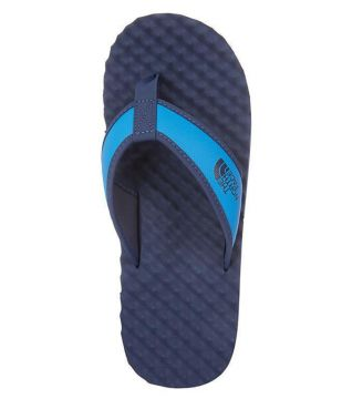 Camping & Outdoor Sonstige The North Face Damen Flip Flop Base Camp Mini Grey Indian Blau Grau Zehendandale