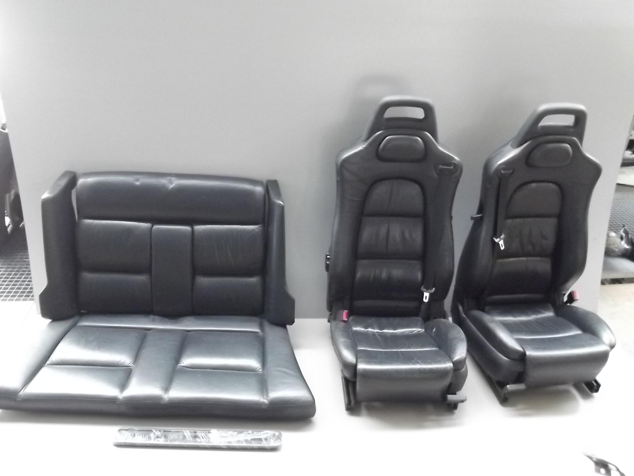 Audi 80 typ89 b4 8g cabrio gis sitze ledersitze integral for Audi 80 interieur