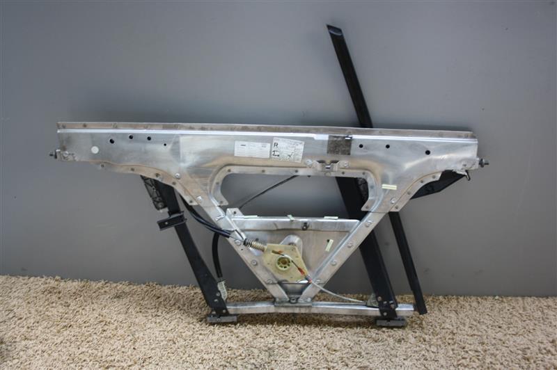 audi tt 8n cabrio roadster fensterhebermechanik vorne. Black Bedroom Furniture Sets. Home Design Ideas
