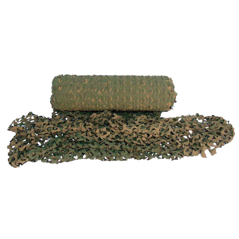tarnnetz meterware braun gr n woodland camouflage neu ebay. Black Bedroom Furniture Sets. Home Design Ideas