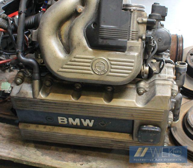 Bmw Z3 Engine: Bmw M44 Engine Parts, Bmw, Free Engine Image For User