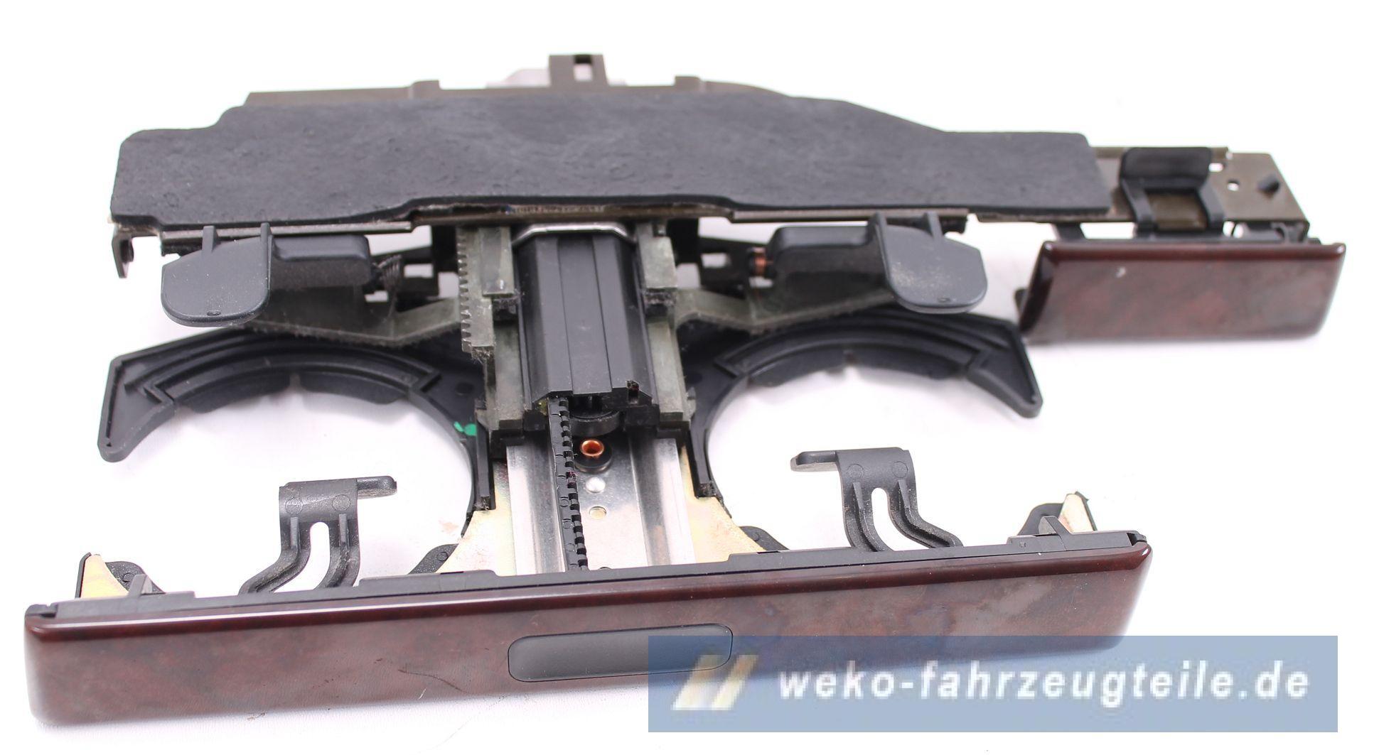 Bmw 7er e38 getr nkenhalter becherhalter mit wurzelholz for Weko offnungszeiten
