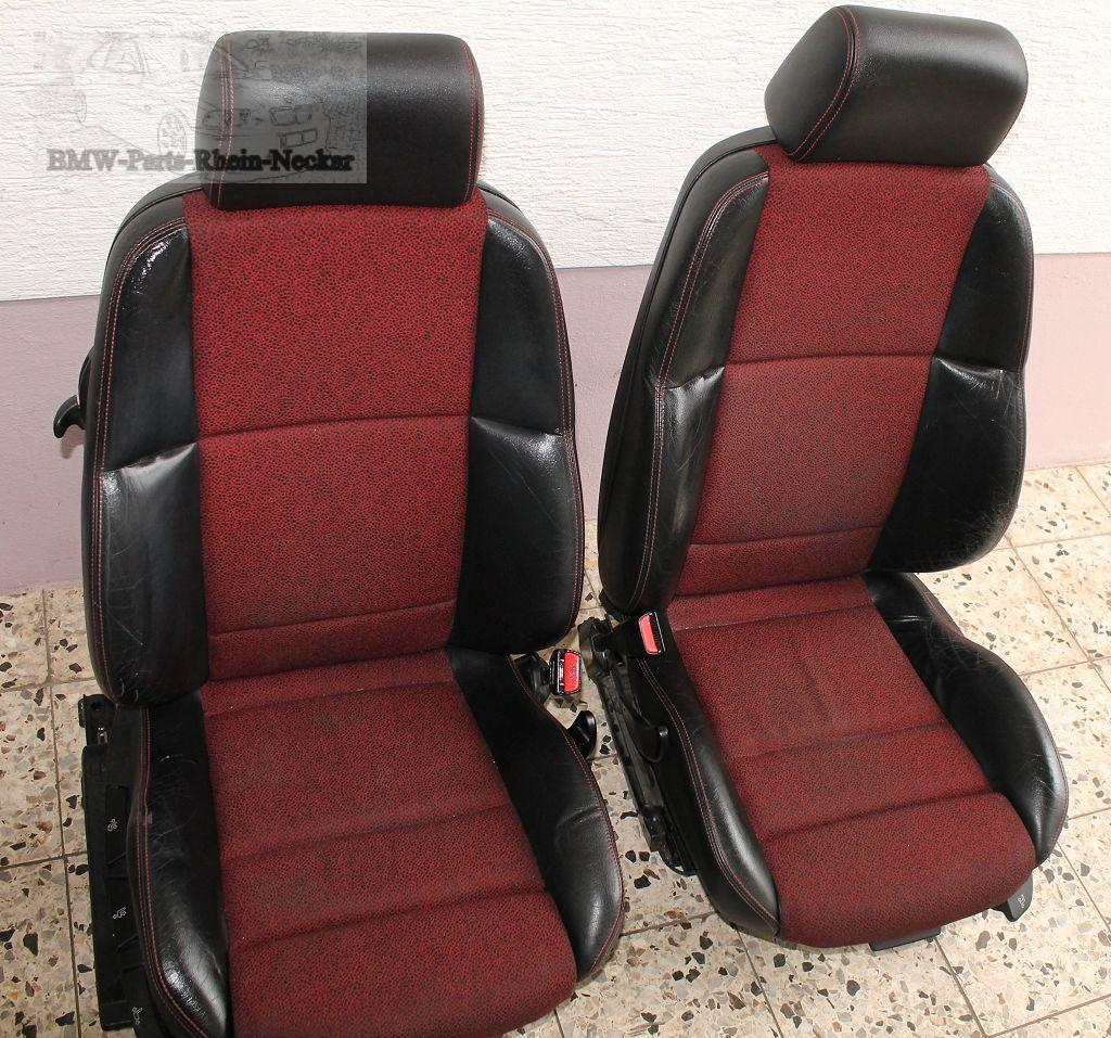 bmw 3er e36 compact sitz sportsitze innenaustattung. Black Bedroom Furniture Sets. Home Design Ideas