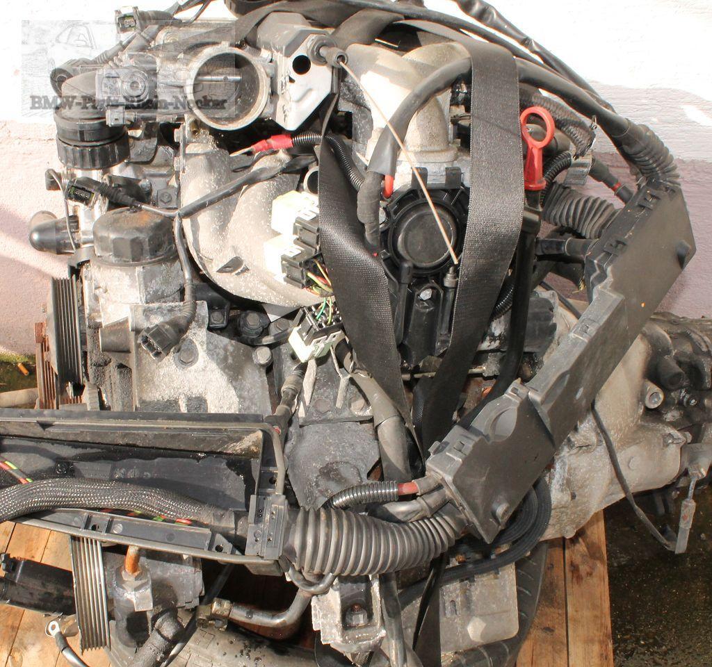 bmw 3er e36 318i m43 motor triebwerk getriebe. Black Bedroom Furniture Sets. Home Design Ideas
