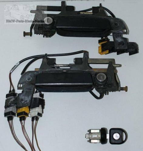 bmw 3er e36 5er e39 reparatur clip t rgegenst ck. Black Bedroom Furniture Sets. Home Design Ideas