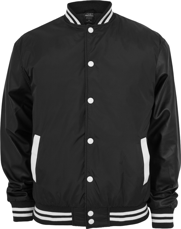 urban classics light college jacket tb101 baseball jacke. Black Bedroom Furniture Sets. Home Design Ideas
