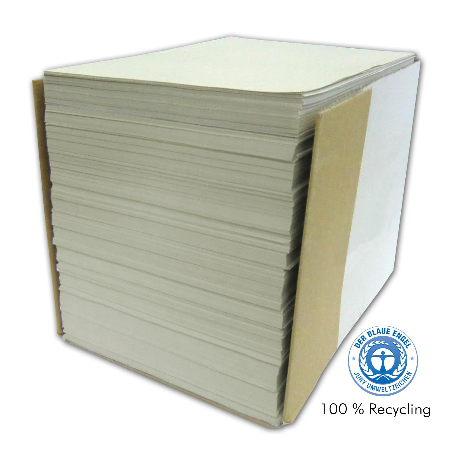 recycling kopierpapier iso 80 wei din a4 80g m laser. Black Bedroom Furniture Sets. Home Design Ideas