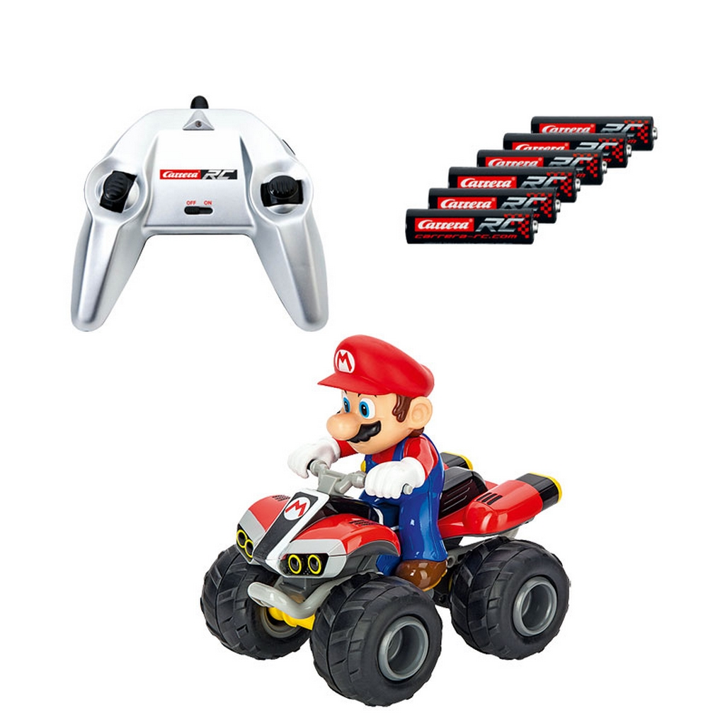 carrera rc nintendo mario kart 8 mario off road auto. Black Bedroom Furniture Sets. Home Design Ideas