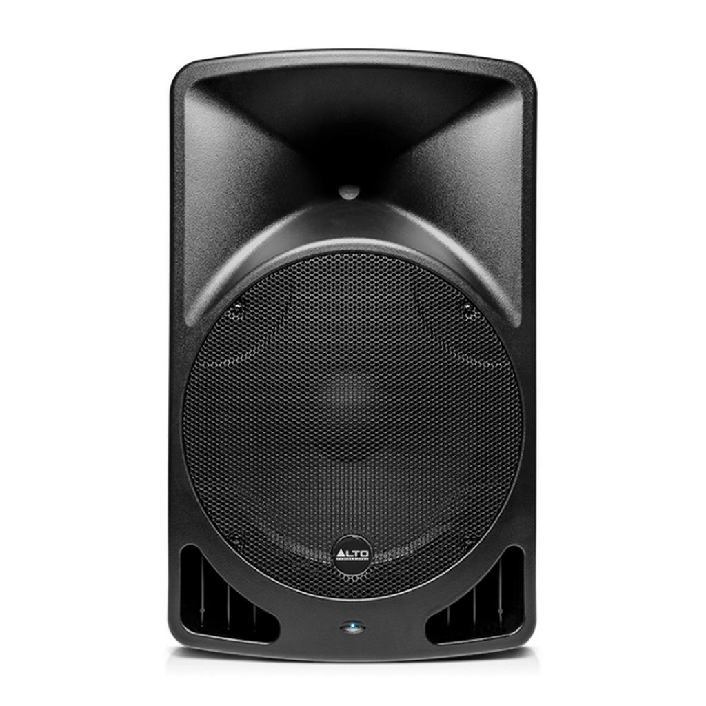 alto tx15 aktiver 2 wege 15 lautsprecher mit 600 watt. Black Bedroom Furniture Sets. Home Design Ideas