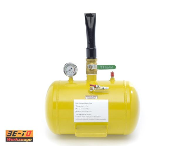 Reifenmontagegerät Air Booster Reifenmontagehilfe