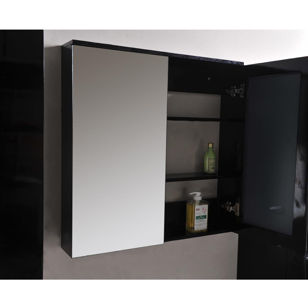Badm bel badezimmerm bel set 5tlg waschplatz for Spiegelschrank anthrazit