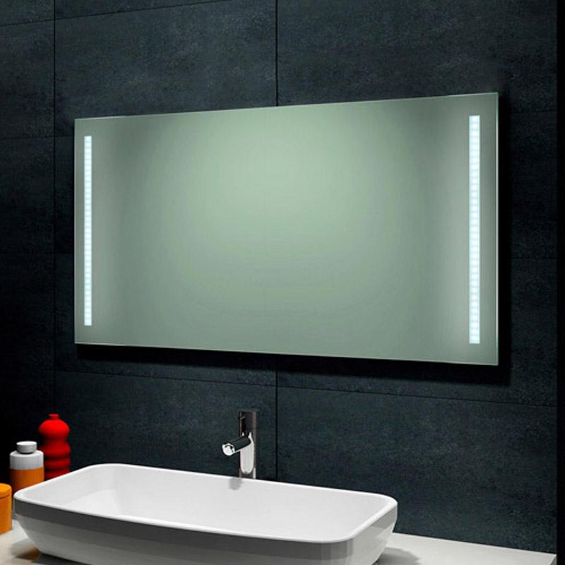 lichtspiegel led beleuchtung 60x120 cm spiegel. Black Bedroom Furniture Sets. Home Design Ideas