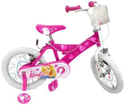 stamp cb900359si barbie fahrrad 16 zoll ebay. Black Bedroom Furniture Sets. Home Design Ideas