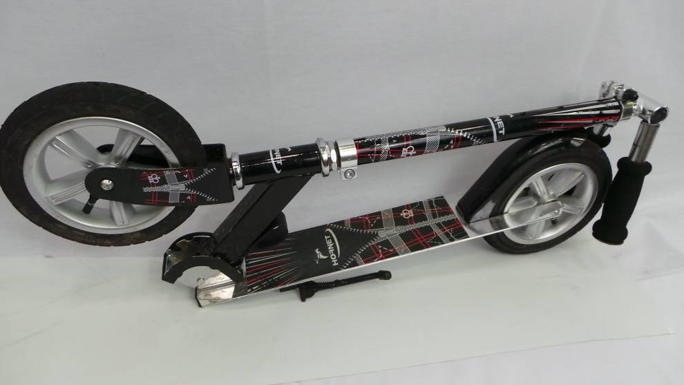 hudora hornet scooter air 205 luftreifen klappscooter. Black Bedroom Furniture Sets. Home Design Ideas