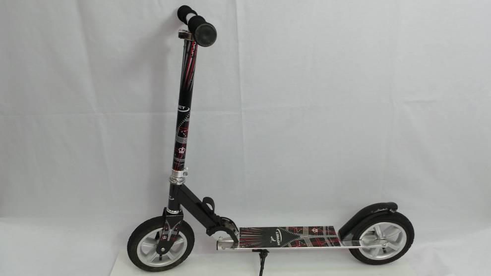 hudora hornet scooter air 205 luftreifen klappscooter. Black Bedroom Furniture Sets. Home Design Ideas