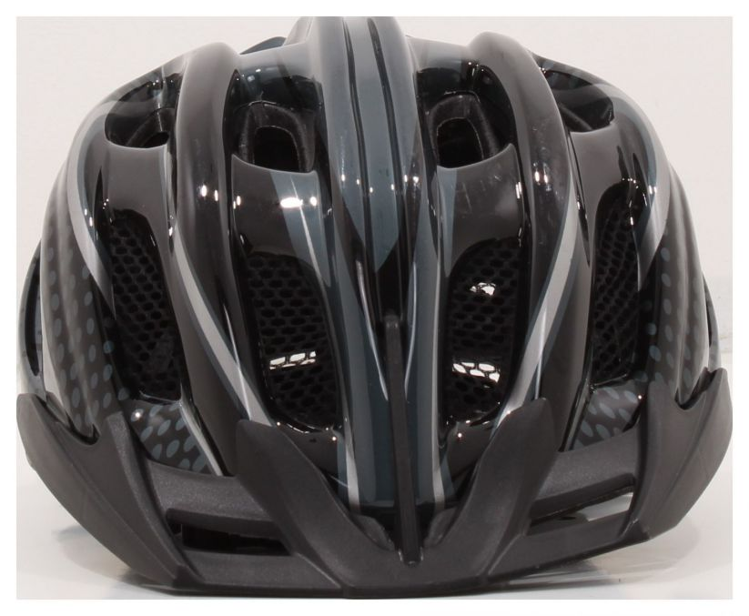 fischer casco bicicletta bike black pearl uomo nero. Black Bedroom Furniture Sets. Home Design Ideas