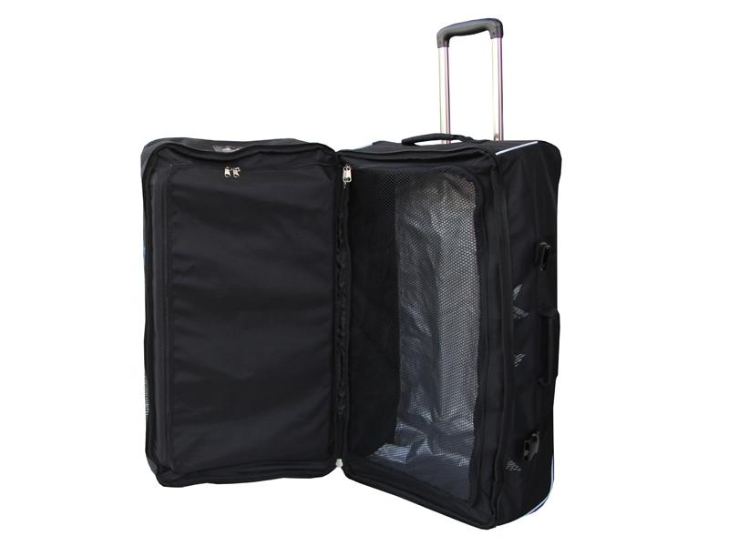 concept x trolley reisetasche rucksack mit rollen pro l. Black Bedroom Furniture Sets. Home Design Ideas