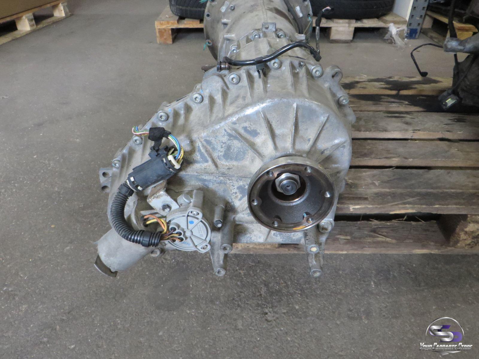 Mercedes benz m klasse ml 400 cdi w163 automatikgetriebe for Mercedes benz parts arizona